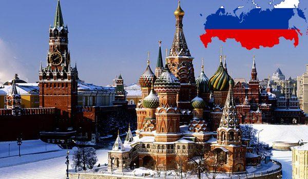 ประวัติศาสตร์ของประเทศรัสเซียหนึ่งในมาหาอำนาจของโลก